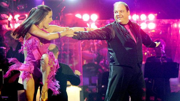 """""""Dancing Stars"""": Der """"Ballroom"""" ist wieder eröffnet (Bild: APA/ORF/ALI SCHAFLER)"""