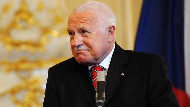 Vaclav Klaus (Bild: EPA)