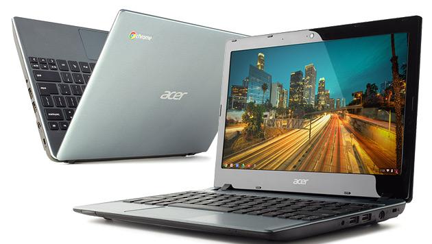 Acer stellt neues preisgünstiges Chromebook vor (Bild: Acer, krone.at-Grafik)