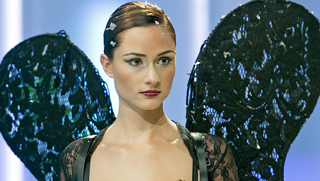 'Austria's next Topmodel': Greta ist die Schönste (Bild: Puls 4/Gerry Frank)