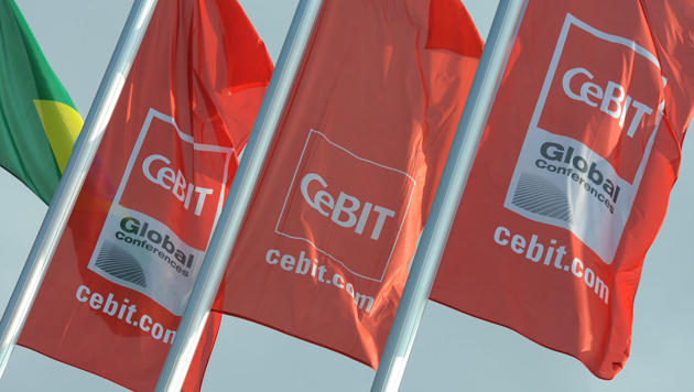CeBIT: Startschuss für die weltgrößte Computermesse (Bild: Deutsche Messe)