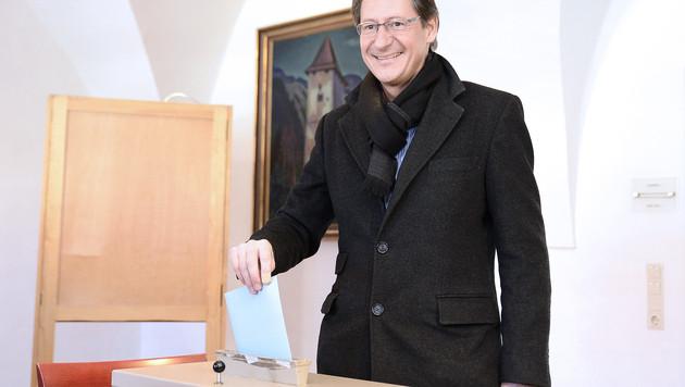 BZÖ: Mandat in Kärnten wegen Karikatur verloren? (Bild: APA/HERBERT NEUBAUER)