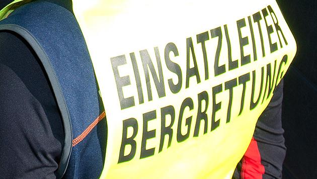 Hündin überlebte in Sachsen 45-Meter-Sturz (Bild: APA/EXPA/Johann Groder (Symbolbild))