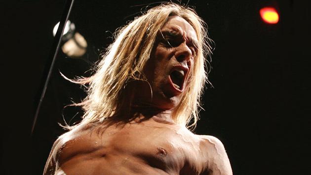 Iggy & The Stooges beehren im August die Wiener Arena (Bild: AFP)