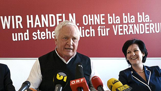 """""""Liste Fritz"""" wird bei Landtagswahl in Tirol antreten (Bild: APA/ROBERT PARIGGER)"""