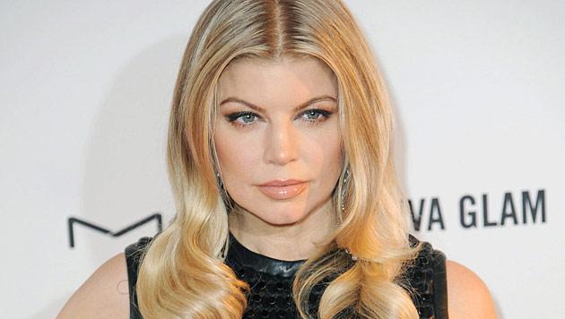 Sängerin Fergie erwartet angeblich Zwillinge (Bild: EPA)