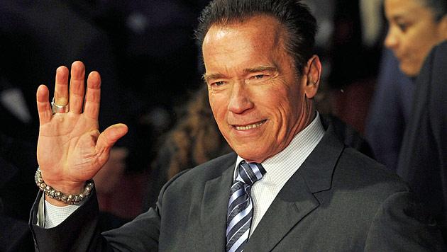 Schwarzenegger wird Chefredakteur und Kolumnist (Bild: EPA)