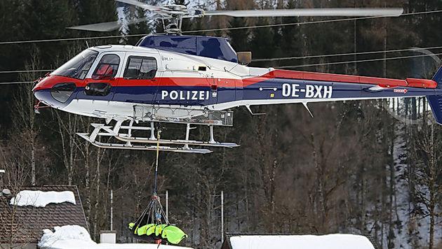 Zwei Tourengeher sterben in Sbg bei Lawinenabgängen (Bild: APA/AKTIVNEWS)