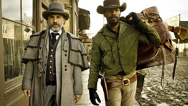 """Django Unchained"" Favorit bei den MTV-Filmpreisen (Bild: AP)"