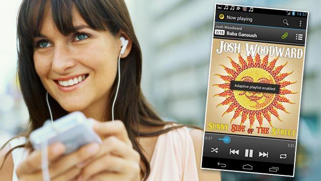 Forscher an Uni Linz entwickeln schlauen Musik-Player (Bild: thinkstockphotos.de, APA, krone.at-Grafik)