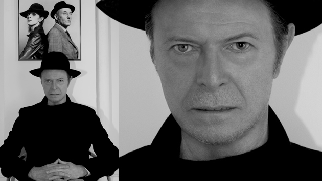 Für David Bowie ist der nächste Tag bereits gestern (Bild: Sony Music)