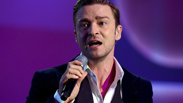 Justin Timberlake ist wieder im Musikgeschäft tätig (Bild: EPA)