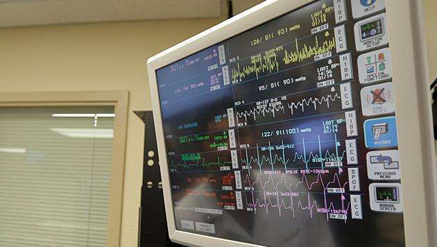 Mann bei Arbeitsunfall im Bgld schwer verletzt (Bild: AP)