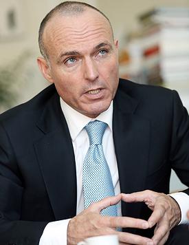 """Neo-Minister Klug hat """"Ehrgeiz, Willen und wenig Geduld"""" (Bild: Peter Tomschi)"""