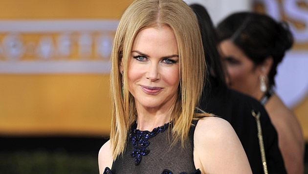 Wien wartet auf Hollywoodstar Nicole Kidman (Bild: AP)