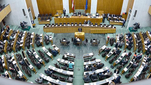 """Gesetzespfusch"" bei den neuen Transparenzregeln (Bild: APA/Robert Jaeger)"
