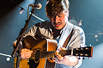 Mumford and Sons rockten Gasometer in Wien (Bild: Andreas Graf)