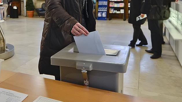 Dritter BP-Wahlgang kostet mindestens 10 Mio. € (Bild: APA/HERBERT NEUBAUER)