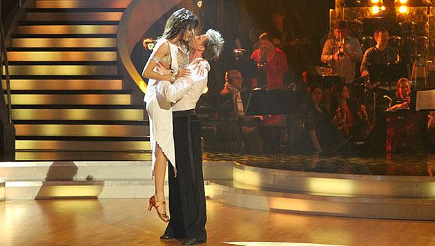 """""""Dancing Stars"""": Promidamen zeigten ihr Können (Bild: ORF.at/Stefanie Klein)"""