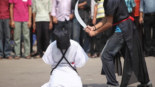 Mitglied des saudischen Königshauses hingerichtet (Bild: EPA)