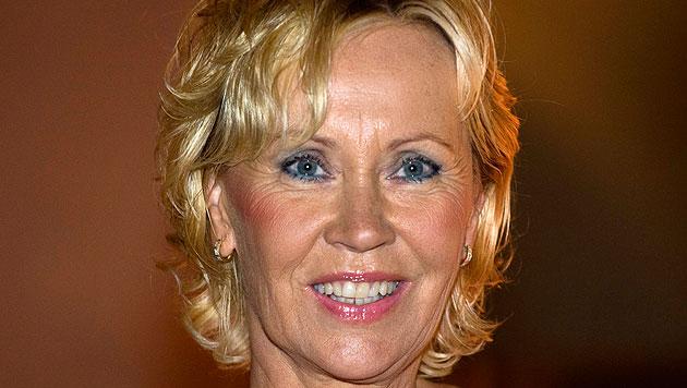 ABBA-Legende Agnetha Fältskog mit neuer Single (Bild: EPA)