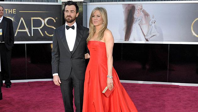 Jennifer Aniston will in Valentino-Kleid heiraten (Bild: AP)