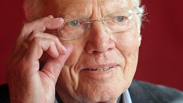 Karlheinz Böhm starb am 29. Mai 2014. (Bild: APA/Georg Hochmuth)