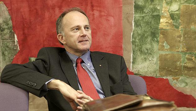 Landesrat Sepp Eisl zieht sich nach der Wahl in Sbg zurück (Bild: APA/Neumayr/MMV)