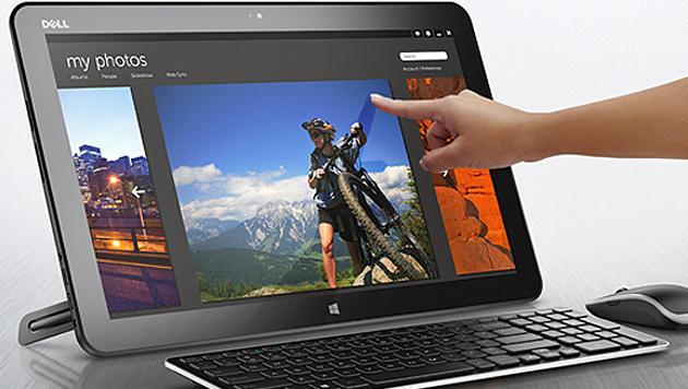 Dell bringt Tablet-Giganten mit 18 Zoll Bildschirmdiagonale (Bild: Dell)