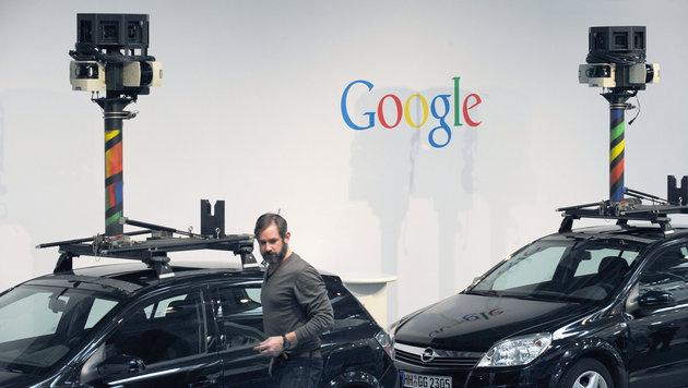 Google wegen WLAN-Spionage zu Bußgeld verurteilt (Bild: dpa)