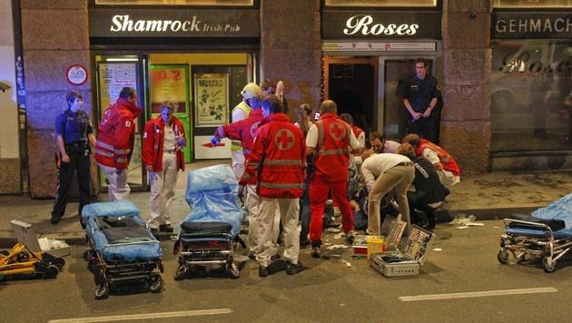 Nach Feuerunfall in Salzburger Lokal: Geldstrafe verhängt (Bild: MARKUS TSCHEPP)