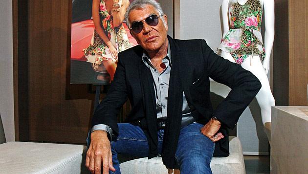 """Roberto Cavalli ist der Designer für den heurigen """"Life Ball"""" (Bild: EPA)"""