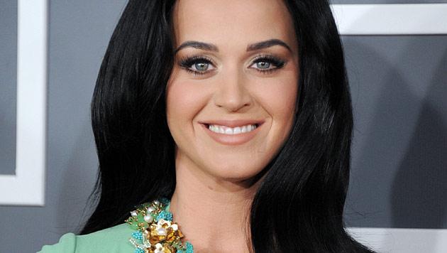 Katy Perry soll neuerdings US-Rapper daten (Bild: AP)