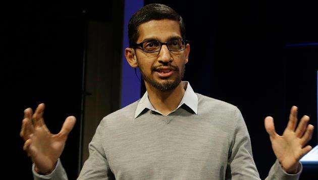 Sundar Pichai wird Chef von Googles Android-Sparte (Bild: AP)