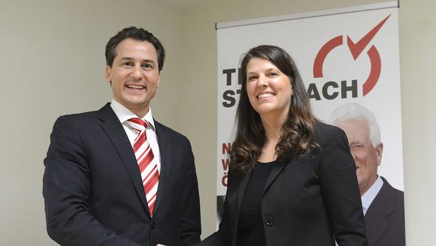 BZÖ-Abgeordnete Schenk nun doch bei Team Stronach (Bild: APA/HELMUT FOHRINGER)