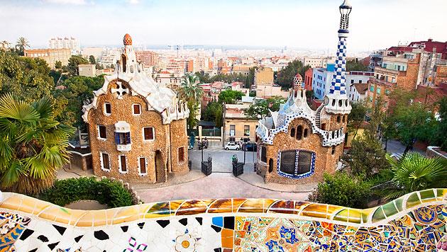 Barcelona: Mit dem (E-)Bike auf den Spuren Gaudís (Bild: thinkstockphotos.de)