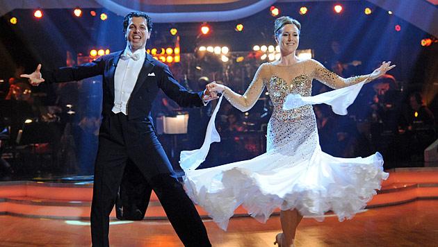 """Gutensohn muss als erster """"Dancing Star"""" gehen (Bild: ORF/Ali Schafler)"""