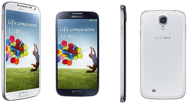 Samsungs Galaxy S4 schon ab Ende April in Österreich (Bild: Samsung)