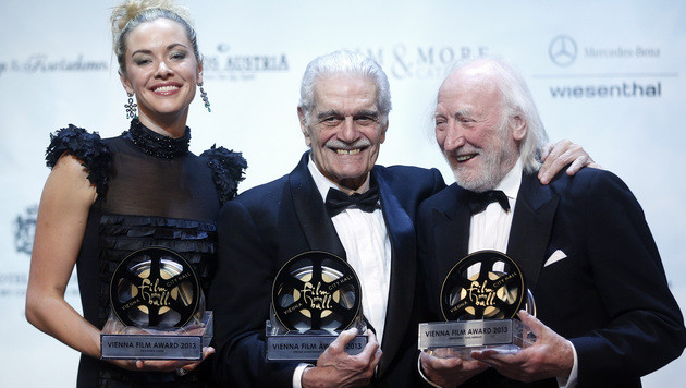 Wiener Filmball ohne Depardieu und Slater (Bild: APA/GEORG HOCHMUTH)