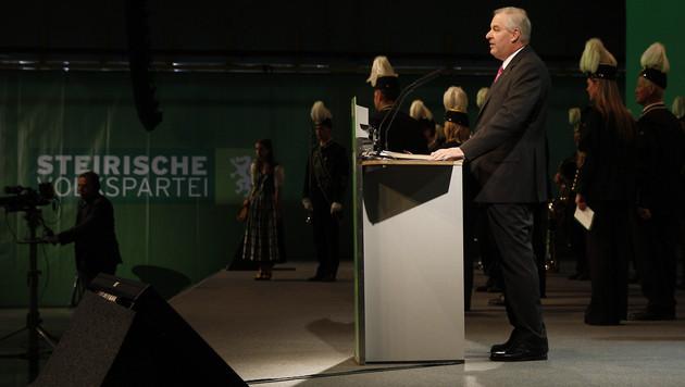 """Schützenhöfer: """"Wir haben 2015 alle Chancen"""" (Bild: APA/ERWIN SCHERIAU)"""