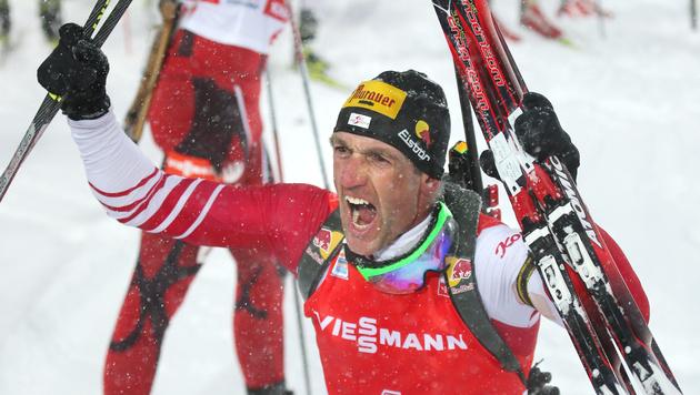 Sumann triumphiert in Chanty-Mansijsk-Verfolgung (Bild: AP)