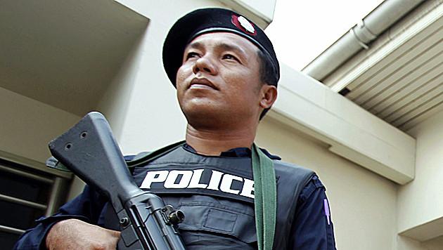 Allzu gieriger Betrüger aus OÖ in Thailand gefasst (Bild: EPA (Symbolbild))