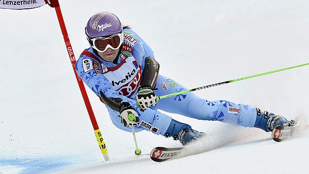 Maze krönt Rekord-Saison mit klarem Sieg in Lenzerheide (Bild: AP)