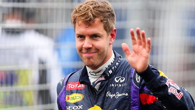 Vettel entschuldigte sich vor gesamter Red-Bull-Crew (Bild: EPA)