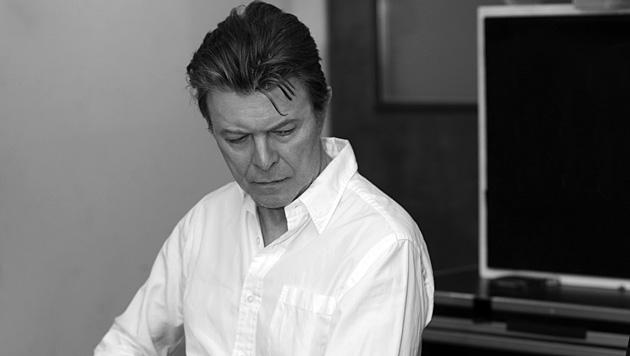 Bowie stürmt mit neuem Album die britische Hitparade (Bild: Sony Music)