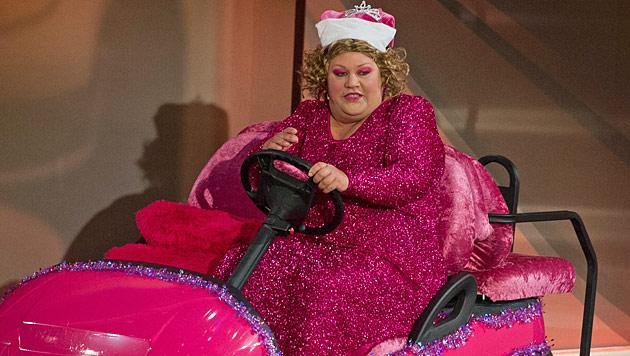 Macht Cindy aus Marzahn bald am Broadway Karriere? (Bild: dpa/Uwe Anpach)