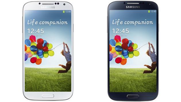 Samsung Galaxy S4 zu Beginn wohl ohne Achtkern-CPU (Bild: Samsung)