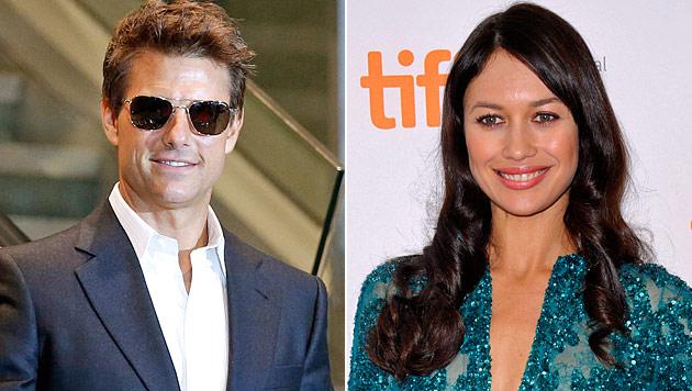 Tom Cruise soll in ein Bond-Girl verknallt sein (Bild: EPA)