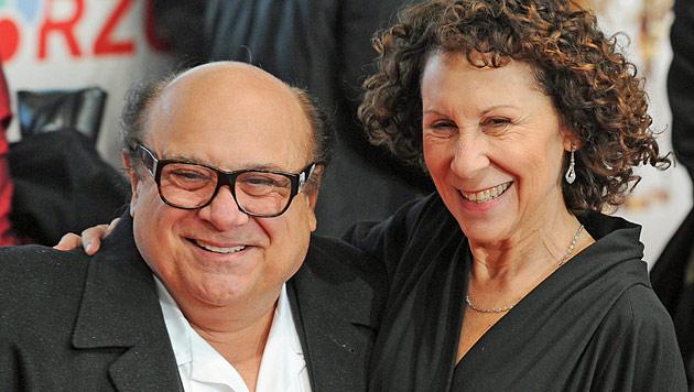 Danny DeVito und Rhea Perlman wieder zusammen (Bild: EPA)