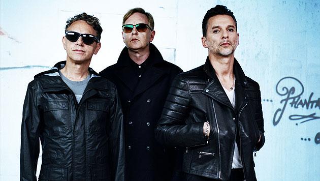 Depeche Mode stellen neues Album kostenlos online (Bild: Sony Music)